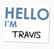 Fight Club - Hello I'm Travis Baby Tee