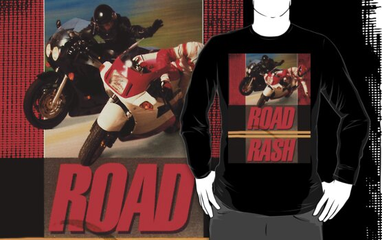 Road Rash by gmanquik