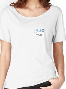 Fight Club - Hello I'm Tyler Women's Relaxed Fit T-Shirt