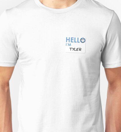Fight Club - Hello I'm Tyler Unisex T-Shirt