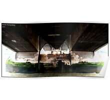 Bridge on the river Themes Poster
