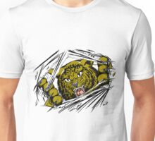 Cougar Ripping Unisex T-Shirt