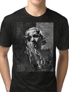 Carole Lombard Tri-blend T-Shirt