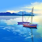 Boats 1 by MilindMulick