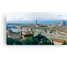 Firenze Italia Canvas Print