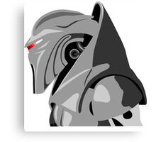 Cylon from Battlestar galactica Canvas Print