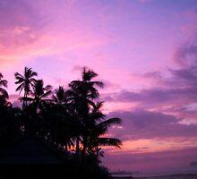 Bali sunrise by YogiColleen