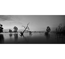 Menindee Devoid of Colour Photographic Print