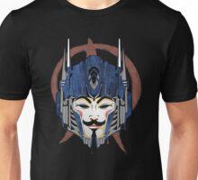 Anonymous Prime Unisex T-Shirt