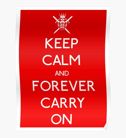 Forever Carry On Poster