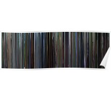 Moviebarcode: Megacities (1998) Poster