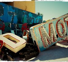 Neon Motel by thejourneysofar