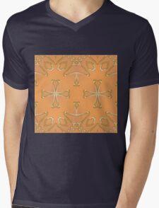 Star 3d model Mens V-Neck T-Shirt