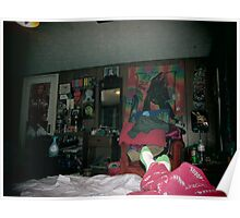 A messy room Poster