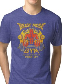 Beast Mode Gym Tri-blend T-Shirt
