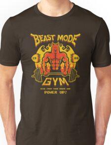Beast Mode Gym Unisex T-Shirt