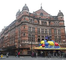 West End Theatre Building -(150212)- digital photo by paulramnora