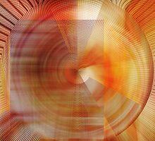 Turmoil, Radial by Benedikt Amrhein
