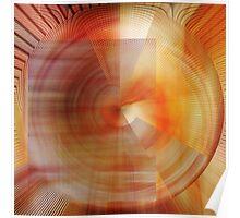 Turmoil, Radial Poster