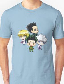 Hunter X Hunter Chibis Unisex T-Shirt