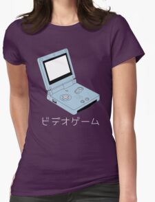 Lets Play! - White Text  T-Shirt