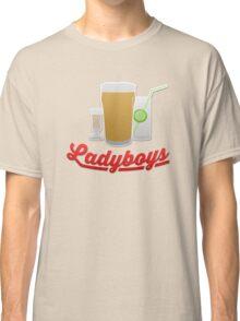 Alan Partridge - Ladyboys Classic T-Shirt