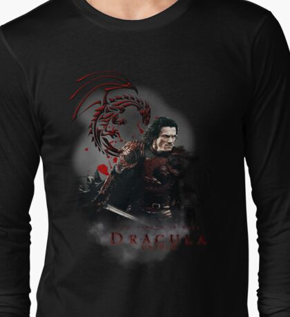 Dracula Untold Long Sleeve T-Shirt