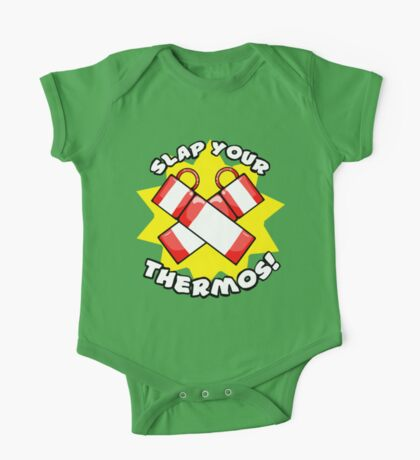 Slap Your Thermos! Kids Clothes