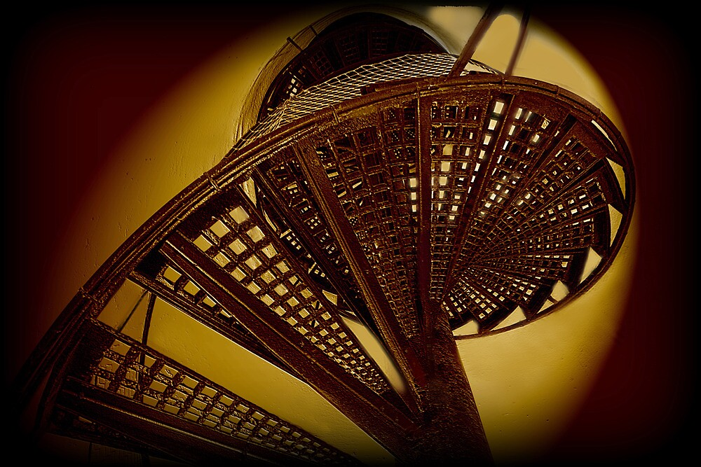 ✿♥‿♥✿  WINDING STAIRS @ LIGHT HOUSE PORT ISABEL TX ✿♥‿♥✿    by ✿✿ Bonita ✿✿ ђєℓℓσ
