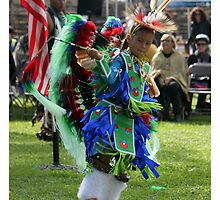 Pow Wow Dancer by Nativeexpress
