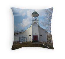Crossroads Baptist Bible Church Throw Pillow