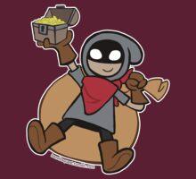 BQ: Bandit! by hpkomic