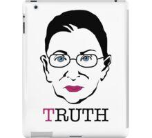 Ginsburg TRUTH iPad Case/Skin