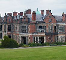 Ingestre Hall, Staffordshire, UK by Yampimon