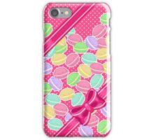 Werepop - Macaron Present iPhone Case/Skin