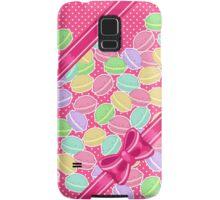 Werepop - Macaron Present Samsung Galaxy Case/Skin