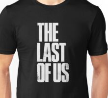 The Last Of Us - White Logo Unisex T-Shirt