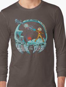 In Super Troidicolor [dark] Long Sleeve T-Shirt