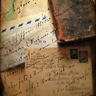 Papyrus  by Jessica Jenney