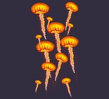 Jellyfish in the sea Tank Top