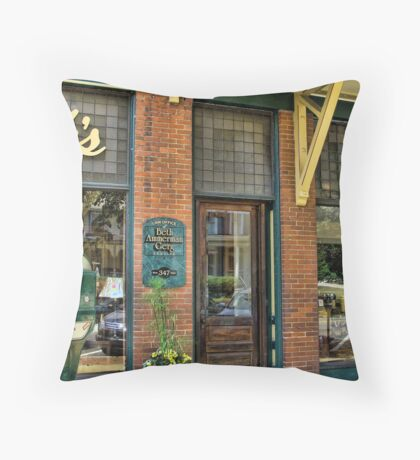 In need of a lawyer, get one here Throw Pillow