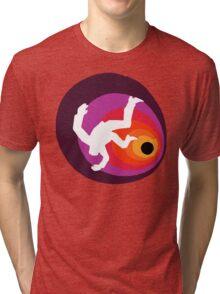 Profondo Rosso Tri-blend T-Shirt