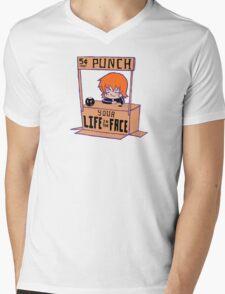 Salt of the Earth Mens V-Neck T-Shirt