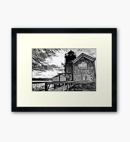 Saugerties Lighthouse Framed Print