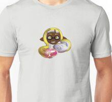 Splatoon - Yellow Inkling Girl Unisex T-Shirt