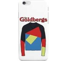 the goldbergs iPhone Case/Skin
