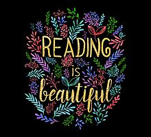 Reading is Beautiful by evieseo
