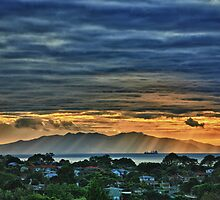 Coromandel Dawn by meredithnz