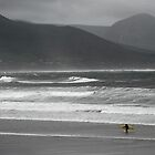 Irish Surfer by Pierre Leclerc