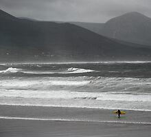 Irish Surfer by Pierre Leclerc Photography
